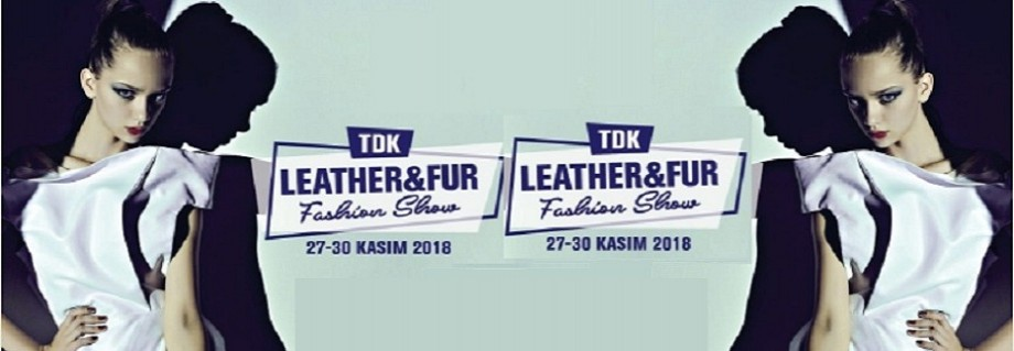 tdk leather fur fashion show