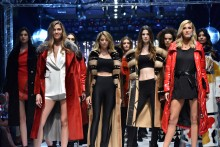 TDK LEATHER & FUR FASHİON SHOW 22-25 MAYIS 2019